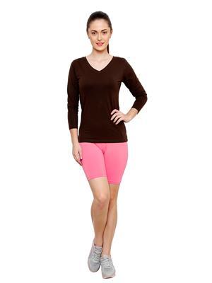 Softrose CS02BP Multicolored Women Shorts Combo of 2
