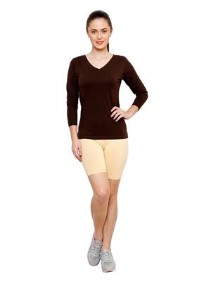 Softrose CS02BS Multicolored Women Shorts Combo of 2