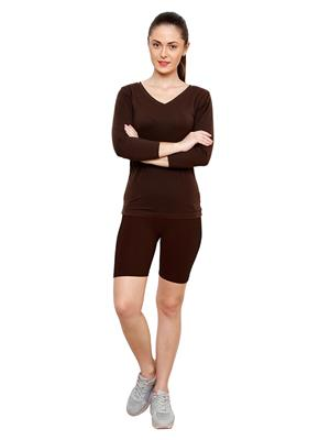 Softrose CS02CS Multicolored Women Shorts Combo of 2