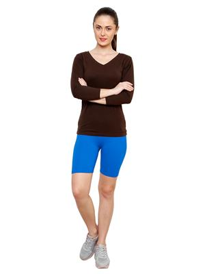 Softrose CS02FPR Multicolored Women Shorts Combo of 2