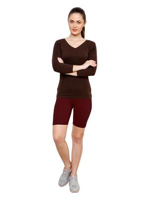 Softrose CS02MRP Multicolored Women Shorts Combo of 2