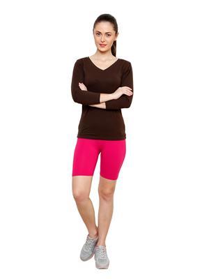 Softrose CS02MW Multicolored Women Shorts Combo of 2