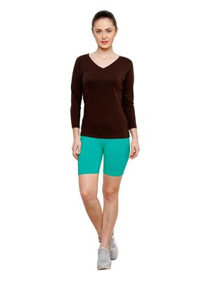 Softrose CS02RRG Multicolored Women Shorts Combo of 2