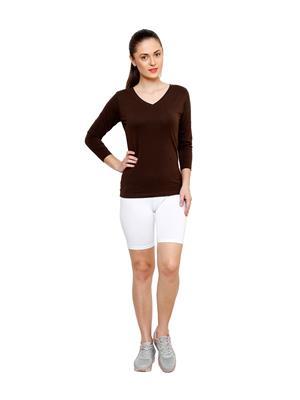 Softrose CS02WW Multicolored Women Shorts Combo of 2