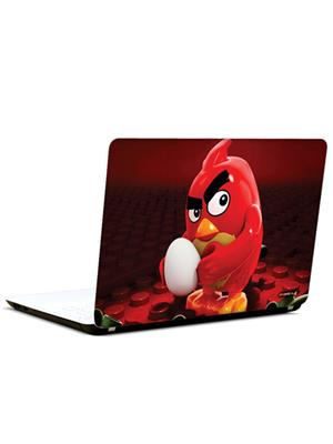 Pics And You CT014 Angry Birds Cartoon Themed 14 3M/Avery Vinyl Laptop Skin Decal