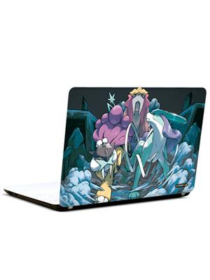 Pics And You CT156 Pokemon Cartoon Themed 156 3M/Avery Vinyl Laptop Skin Decal