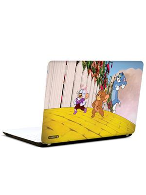 Pics And You CT167 Tom And Jerry Cartoon Themed 167 3M/Avery Vinyl Laptop Skin Decal