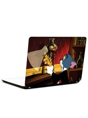 Pics And You CT198 Tom And Jerry Cartoon Themed 198 3M/Avery Vinyl Laptop Skin Decal