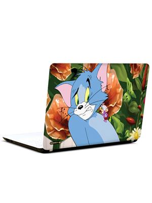 Pics And You CT210 Tom And Jerry Cartoon Themed 210 3M/Avery Vinyl Laptop Skin Decal