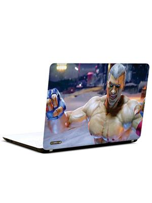 Pics And You CT257 Tekken Cartoon Themed 257 3M/Avery Vinyl Laptop Skin Decal