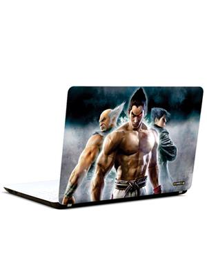 Pics And You CT264 Tekken Cartoon Themed 264 3M/Avery Vinyl Laptop Skin Decal