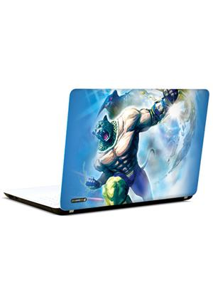 Pics And You CT276 Tekken Cartoon Themed 276 3M/Avery Vinyl Laptop Skin Decal