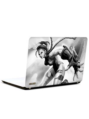 Pics And You CT308 Tekken Cartoon Themed 308 3M/Avery Vinyl Laptop Skin Decal