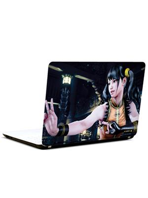 Pics And You CT338 Tekken Cartoon Themed 338 3M/Avery Vinyl Laptop Skin Decal