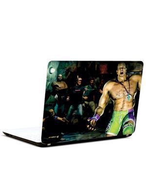 Pics And You CT382 Tekken Cartoon Themed 382 3M/Avery Vinyl Laptop Skin Decal