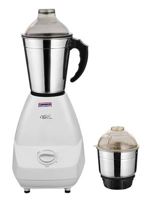 Padmini Essentia Cuttee White Mixer Grinder
