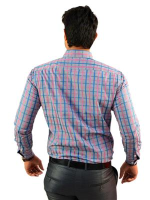Western Closet WC05 Multicolored Men Formal Shirt