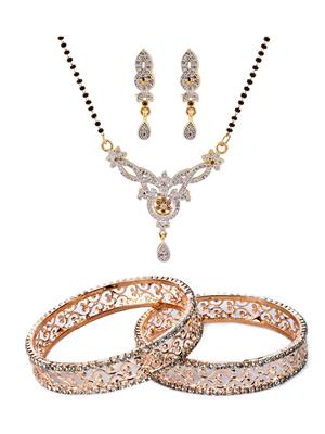 The Luxor 2192 Multicolored Women Jewellery Set Combo Pack