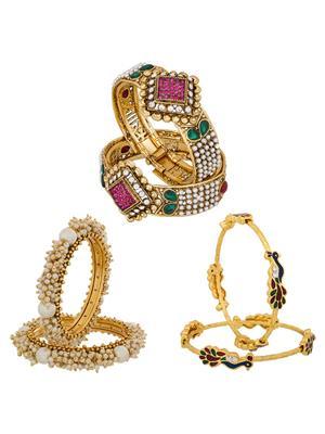 The Luxor 2262 Multicolored Women Jewellery Sets