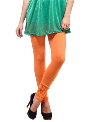 Cotton Comfort CC03 Orange Women Leggings