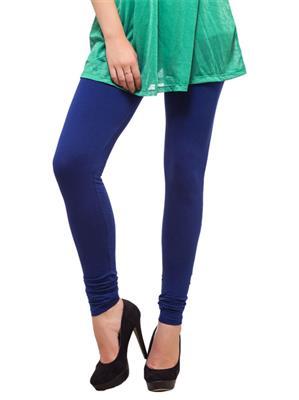 Cotton Comfort CC09 Blue Women Leggings