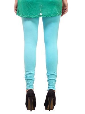 Cotton Comfort CC10 Blue Women Leggings