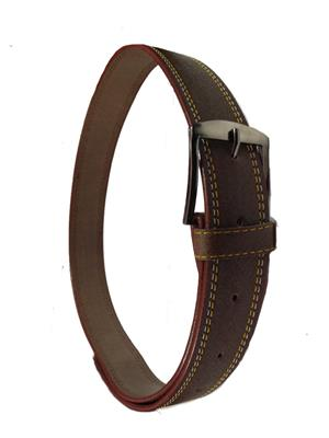 Ansh Fashion Wear D-BRN-B Brown Men Belt