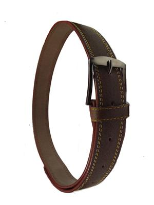 Ansh Fashion Wear D-BRN-C Brown Men Belt