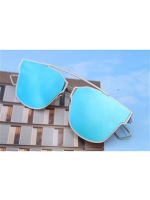 Destiny D089 Blue Unisex Sunglasses