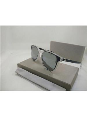 Destiny D091 White Unisex Sunglasses