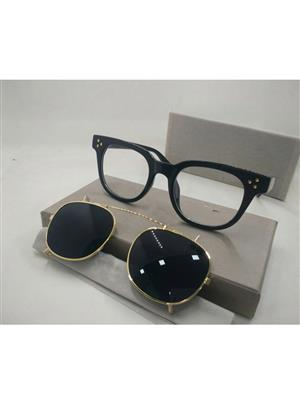 Destiny D099 Black Unisex Sunglasses