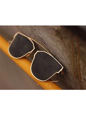 Destiny D0190 Brown Unisex Sunglasses