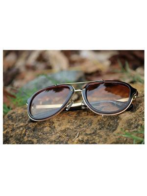 Destiny D0235 Brown Unisex Sunglasses
