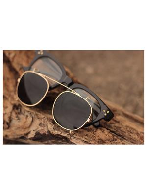 Destiny D0244 Black Unisex Sunglasses