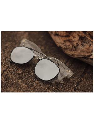 Destiny D0249 Grey Unisex Sunglasses