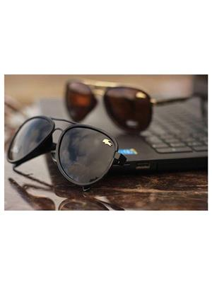 Destiny D0252 Black Unisex Sunglasses