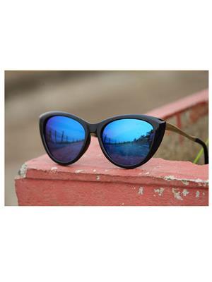 Destiny D02701 Blue Unisex Sunglasses