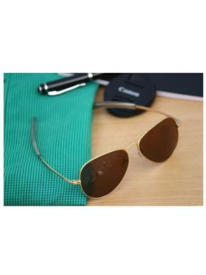 Destiny D0310 Brown Unisex Sunglasses