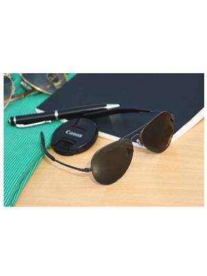 Destiny D0314 Black Unisex Sunglasses