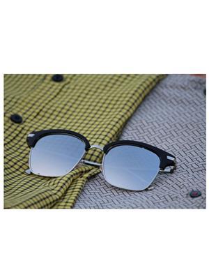 Destiny D0321 Silver Unisex Sunglasses