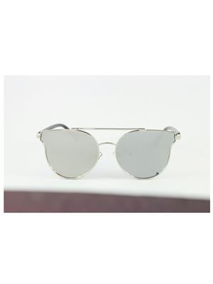Destiny D0355 Silver Unisex Sunglasses