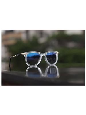 Destiny D0363 Blue Unisex Sunglasses