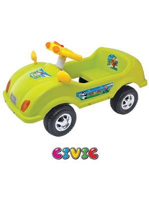 Dash DAS-0027 Multicolored Car