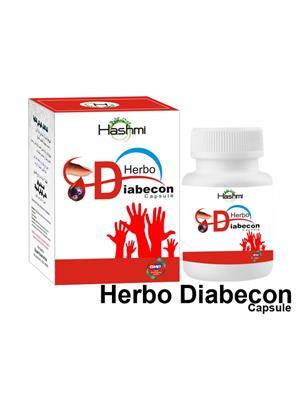 Herbal Diabetes,Sugar Treatment (Herbo Diabecon Capsules)