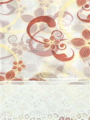 Delexi TCV02 Brown Table Cover