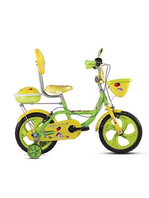 BSA DEW12 Yellow Baby & Kids Bicycle 2-4 y