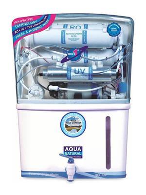 Royal Aqua Grand Dk11 White Uv 12 Ltr Water Purifier