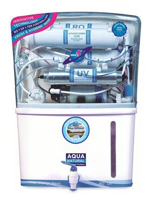 Royal Aqua Grand Dk12 White Uv 12 Ltr Water Purifier