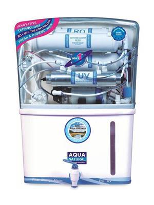 Royal Aqua Grand Dk14 White Uv 14 Ltr Water Purifier