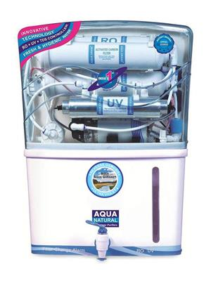 Royal Aqua Grand Dk1 White Uv 14 Ltr Water Purifier